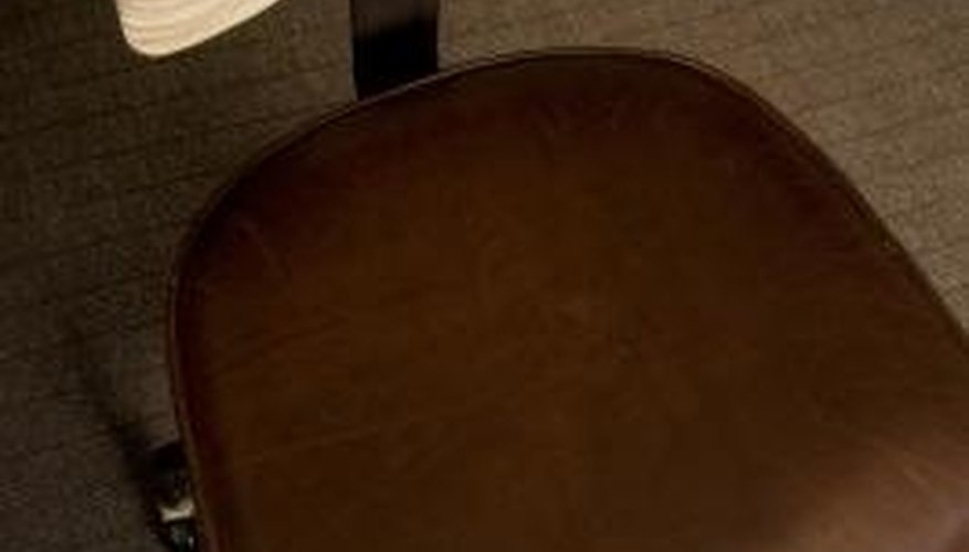 Restore the appearance of your vinyl seats by repairing splits in the material.