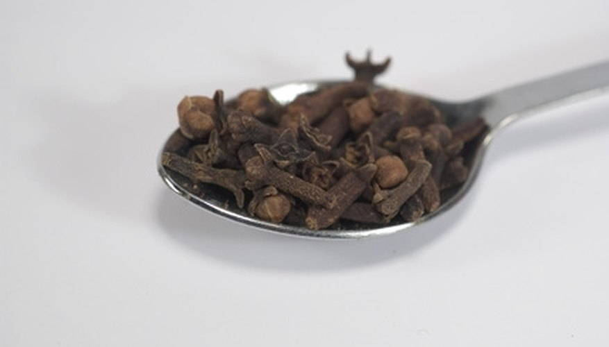 The Eugenia genus includes fragrant plants such as clove.