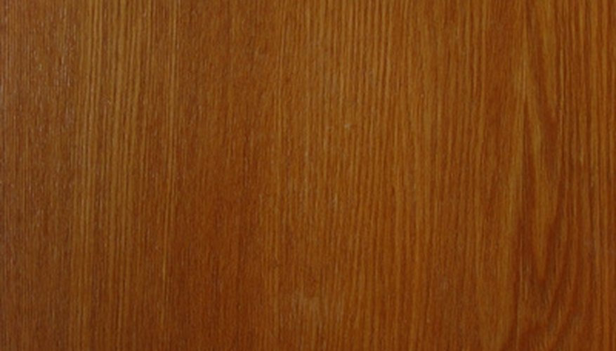 Wood comes from different tree types.