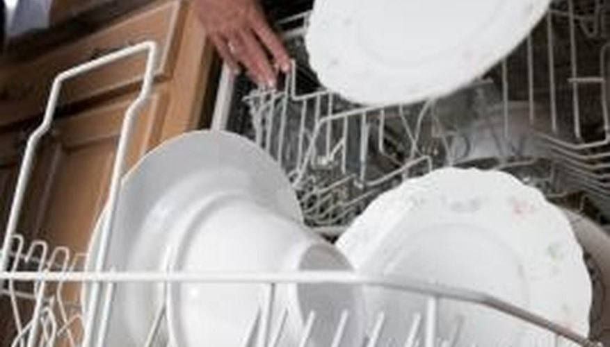 Simple issues may prevent a dishwasher from doing its job.