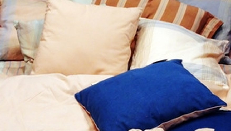 Microfiber gel pillows are just one of the many options available.