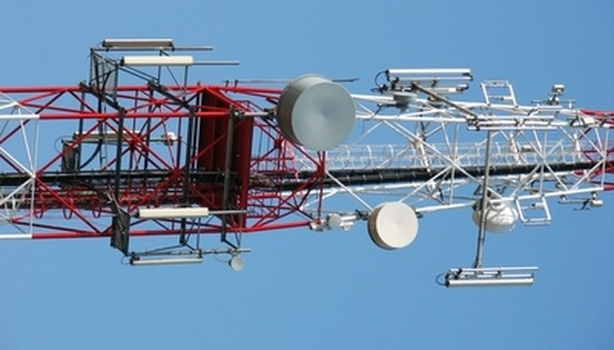Antenna light problems must be reported immediately for safety reasons.
