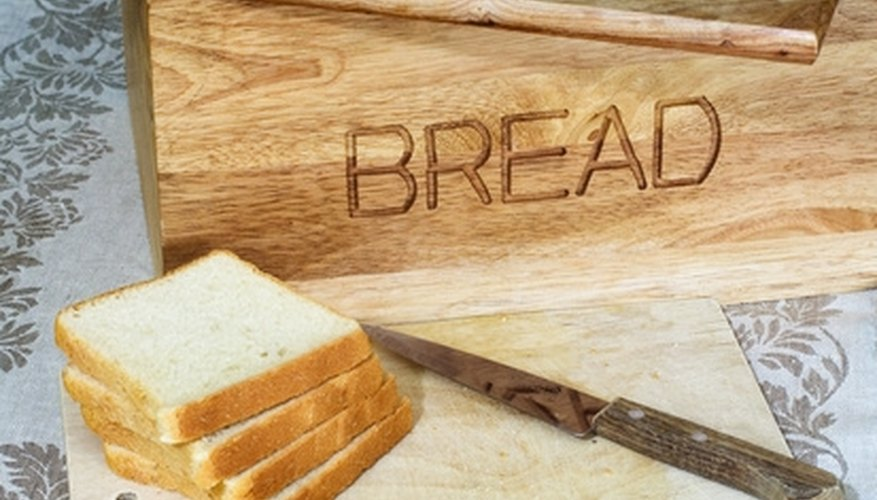 Use the ABM 100-4 to make your favorite bread.