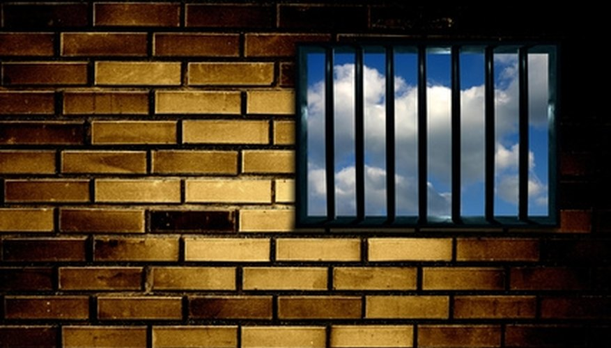 Friendship can offer prisoners a window to the world outside.