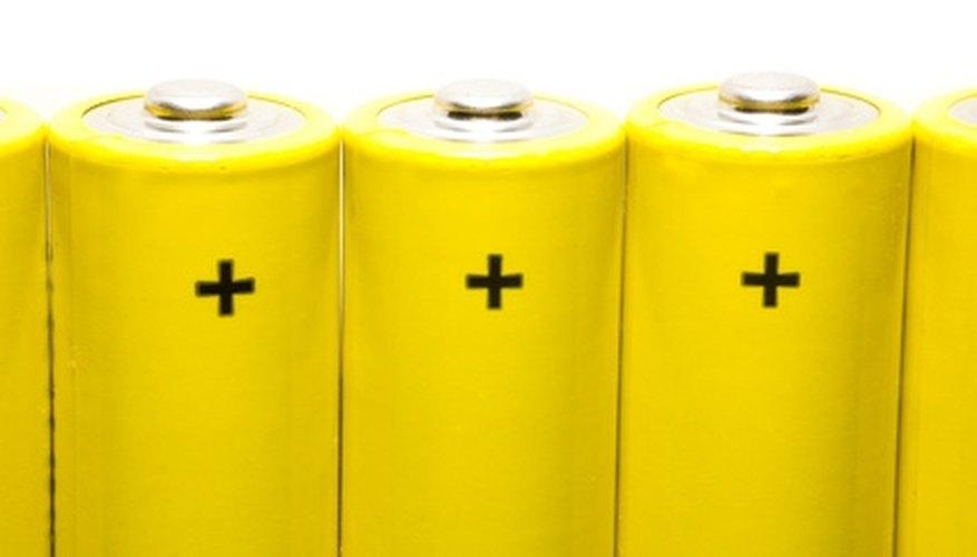 Fix bad NiMH battery cells.