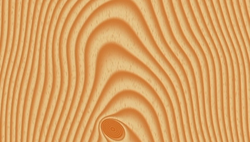 Pine wood must be sanded more gently than other woods.