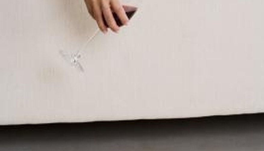 Water and vinegar removes most carpet stains.