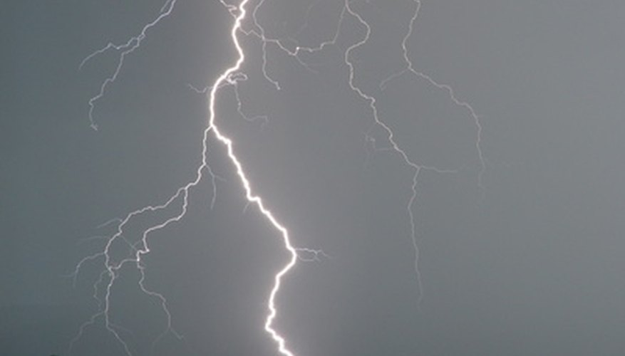 Ground rods help direct dangerous voltage from lightning and short-circuits away from people.
