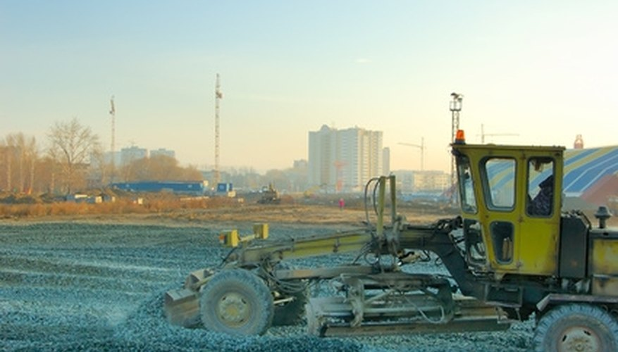 The Caterpillar D6 cable dozer is an agricultral machine.