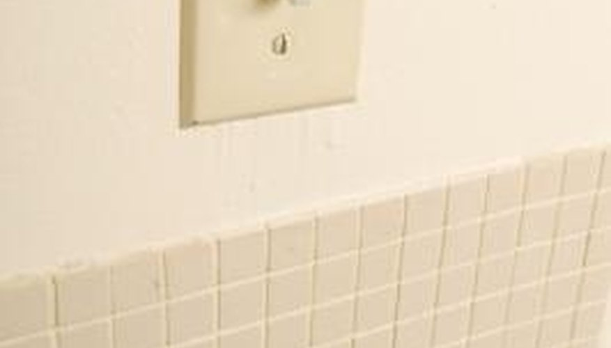 You can replace a standard switch with a digital timer switch.