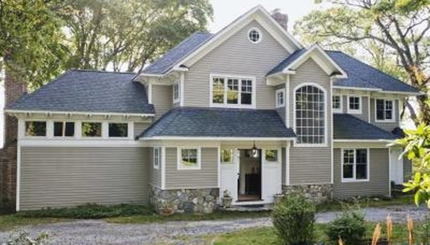 Your home's exterior color may be subject to regulations.
