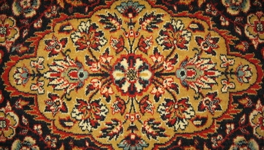 Use steam to clean your carpets and rugs.