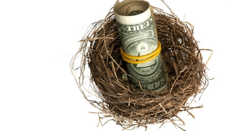 Social Security benefits supplement your retirement nest egg.