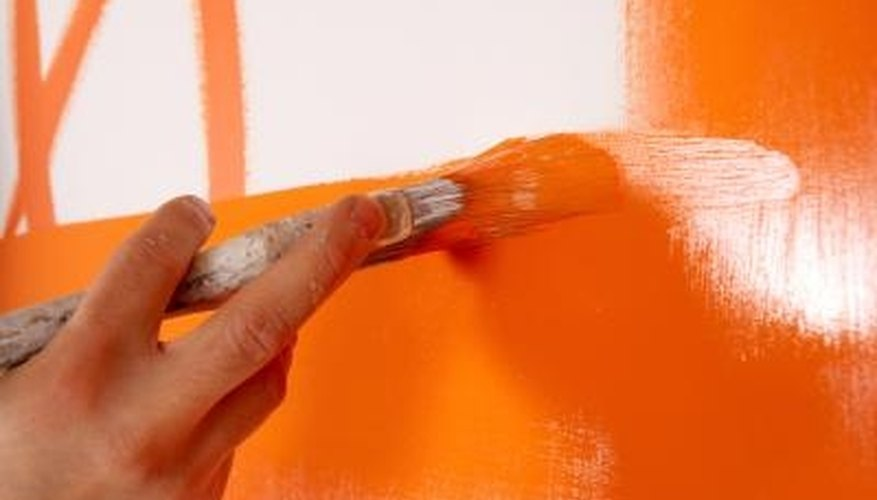 The cost of painting depends on different factors.