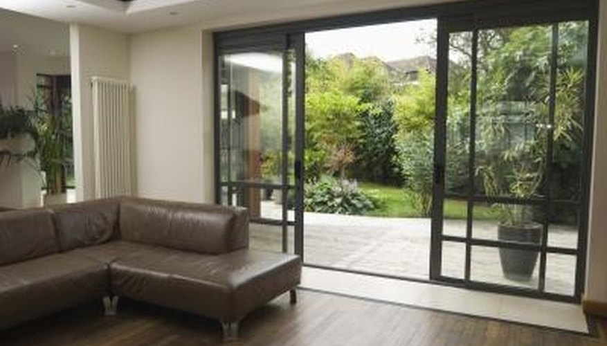 Sliding doors don't have to leave your home vulnerable.