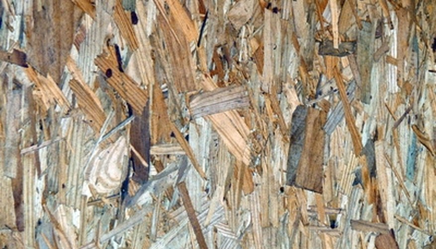 There are many variations that affect  the density of plywood.