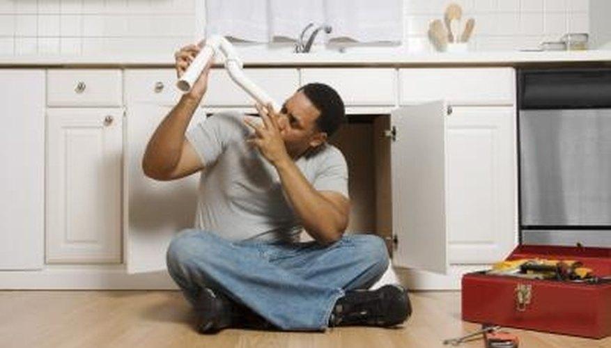 Install Pex Plumbing