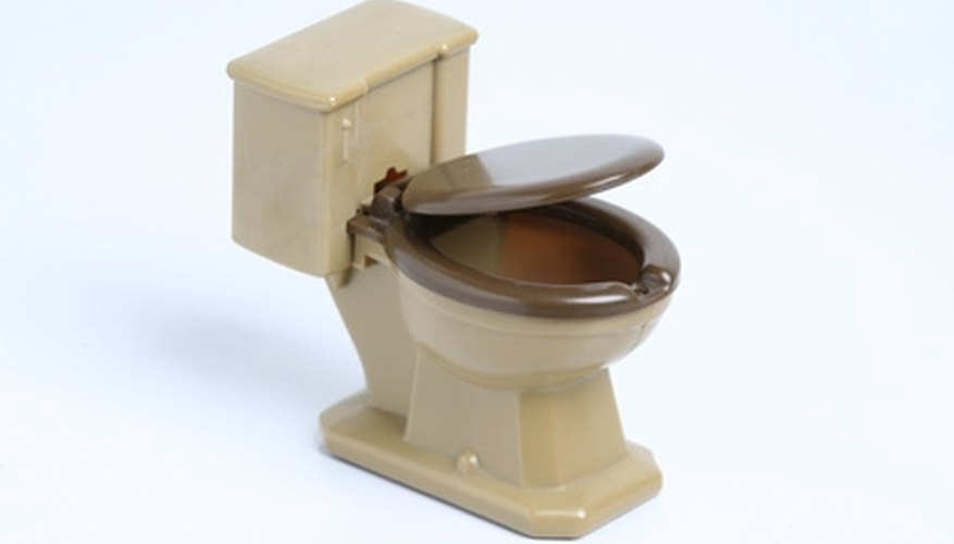 How to Install a Household Toilet in a Travel Trailer