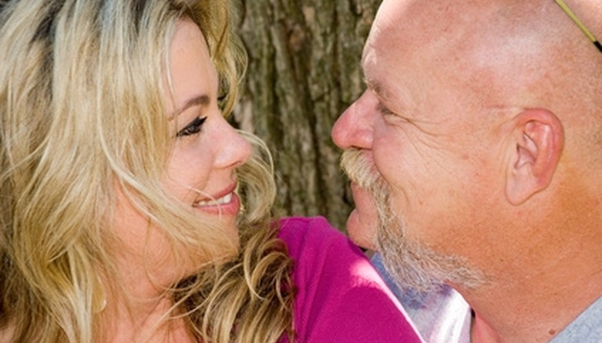 Pros and cons of dating a much older man