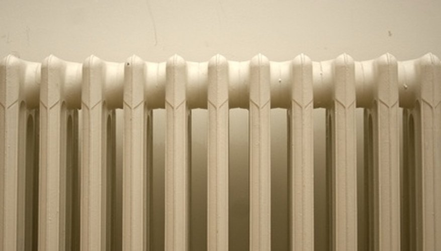 A radiator is a type of heat exchanger commonly found around the home.