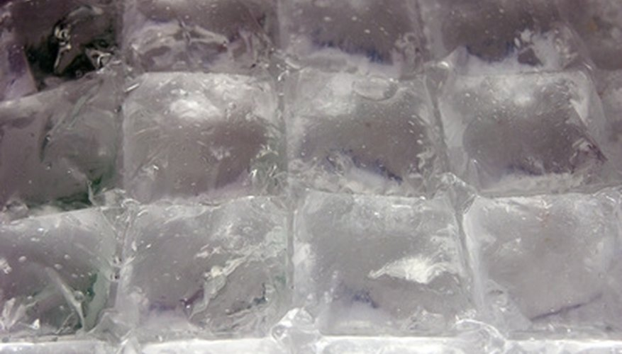 If ice is building up in your frost-free freezer, your refrigerator needs maintenance.