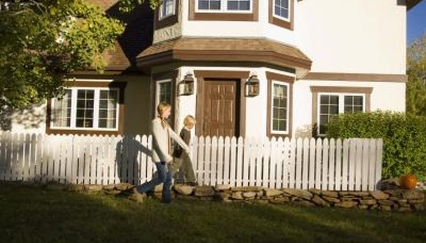 Installing a vinyl fence is not as difficult as it may seem.