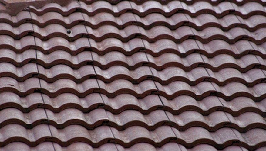 Oxygen Bleach Can Safely Clean Roof Tiles.