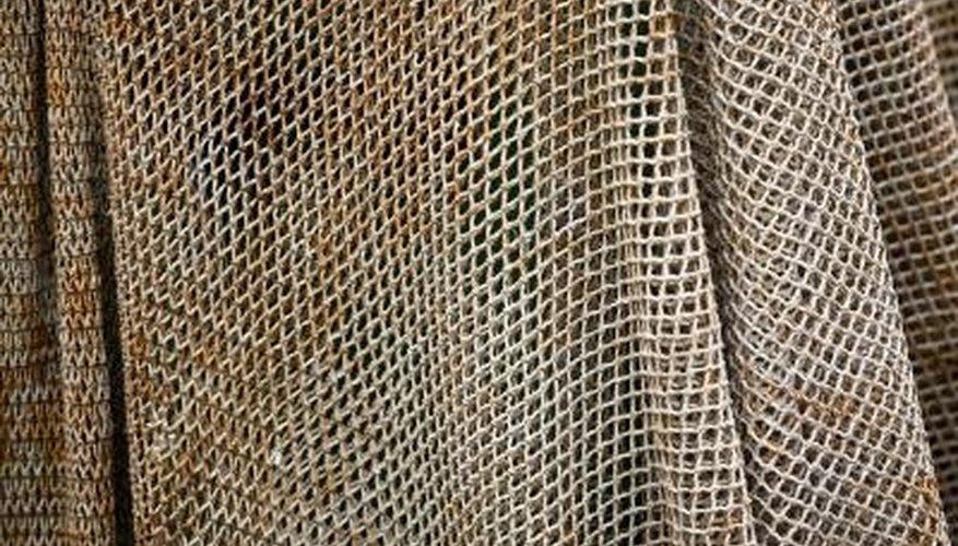 Wire mesh limits movement on masonry projects.