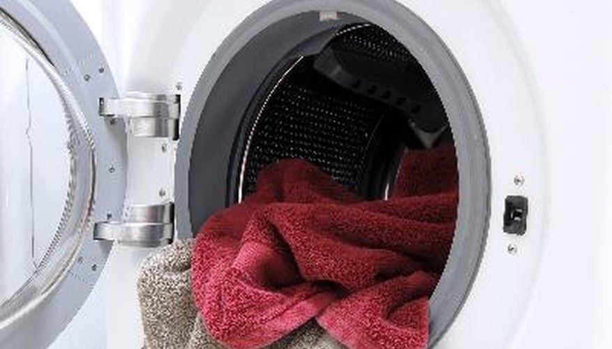 Odors in washers emit due to lack of proper care or use.
