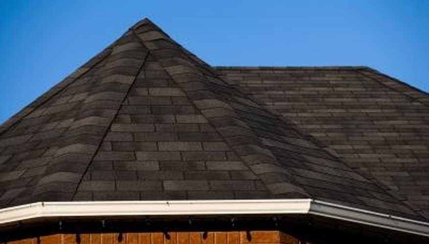 Roof shingles not only make a roof aesthetically pleasing --- they also protect your roof.