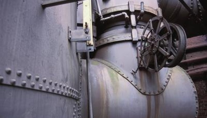 Boilers are used in home and industrial complexes