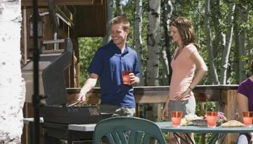 Enjoy a bug-free grill with a few simple precautions.