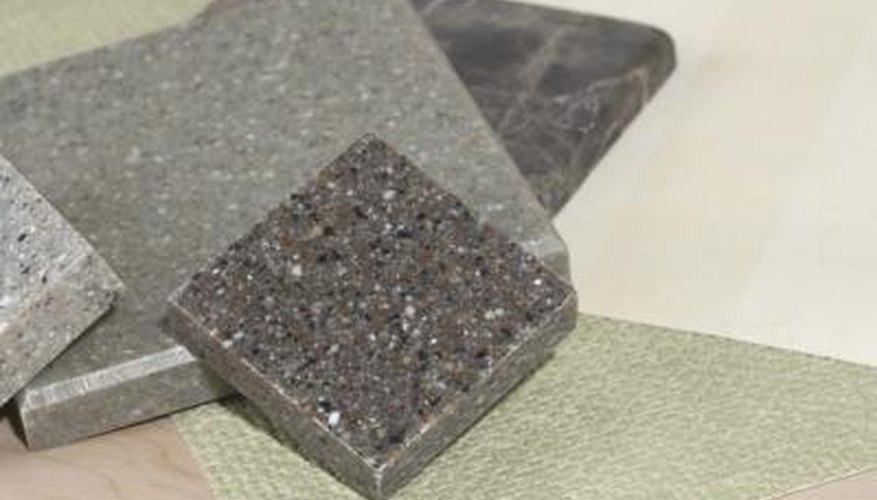 Lithichrome stone paint does the perfect job for coloring granite.