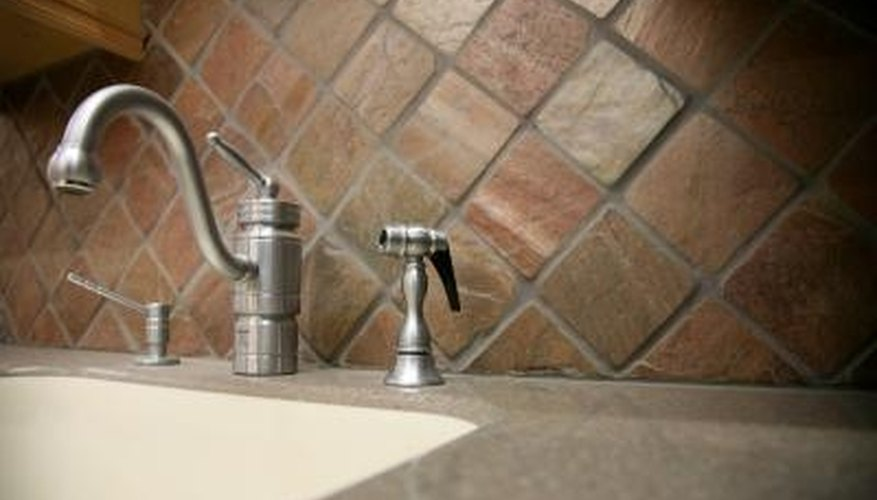 Mold will grow on granite surfaces in a high humidity area.