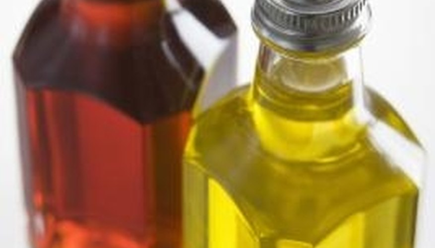 Common table vinegar is a useful cleaning product.