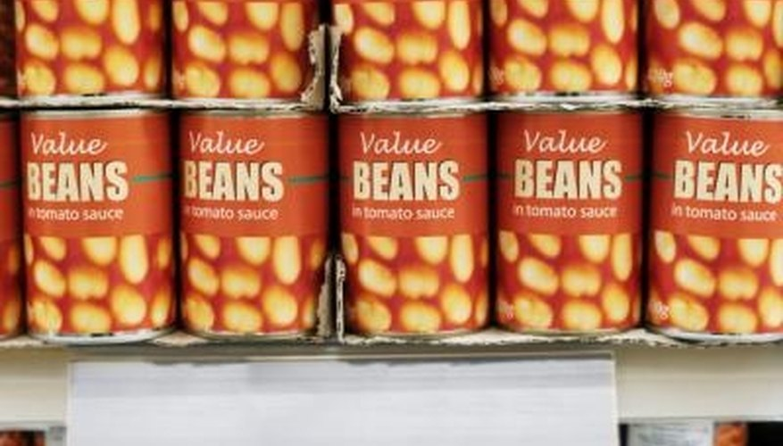 How to Cook Baked Beans in the Can