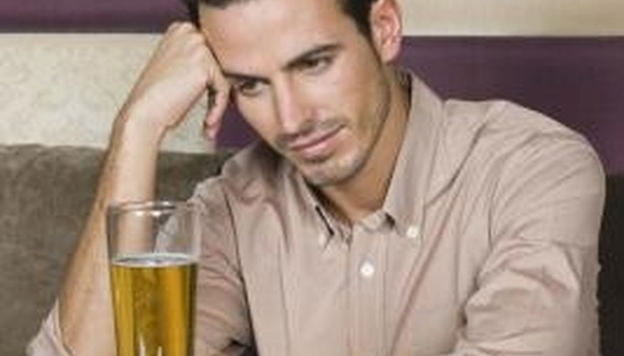 Dating an alcoholic in denial