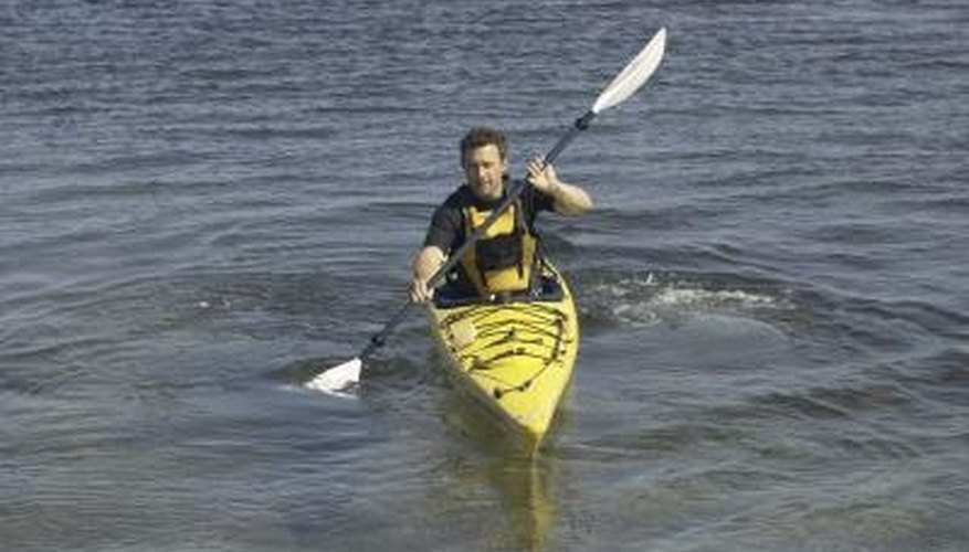 How to Improve Kayak Tracking