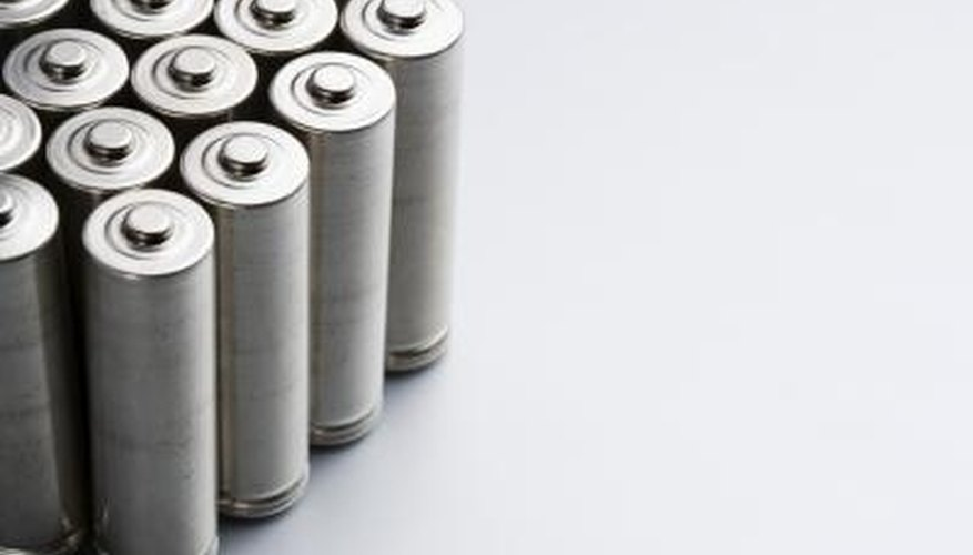 Household batteries are regularly recycled in Massachusetts.