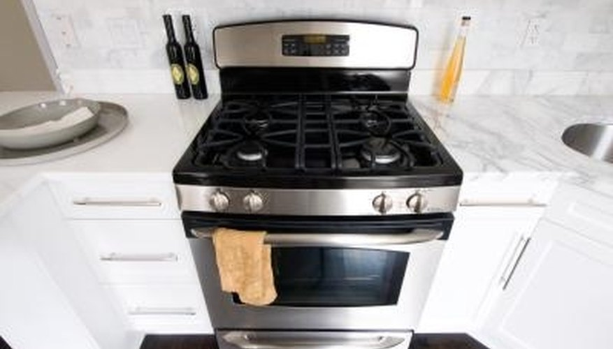 Cleaning your oven is an essential home maintenance task.
