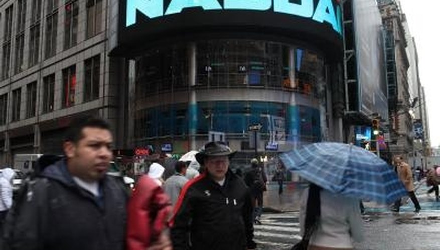 In March 2011, the Nasdaq OMX Group and Intercontinental Exchange made a proposal to acquire the NYSE for $11.3 billion.