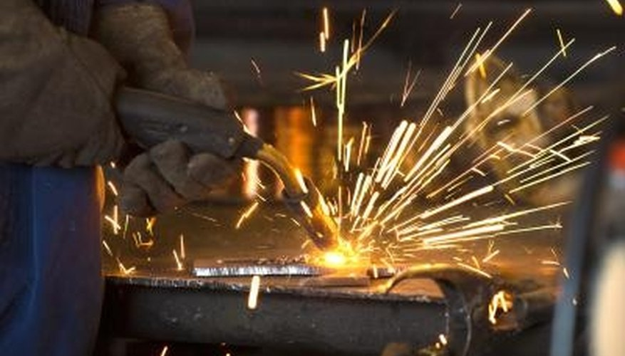 A damaged or faulty component can prevent a plasma cutter from starting.