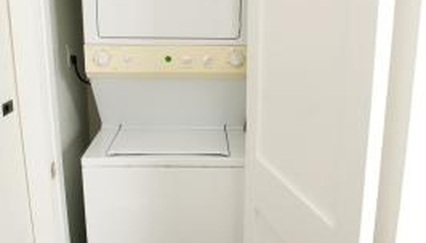 How To Put A Dryer Close To A Wall Homesteady