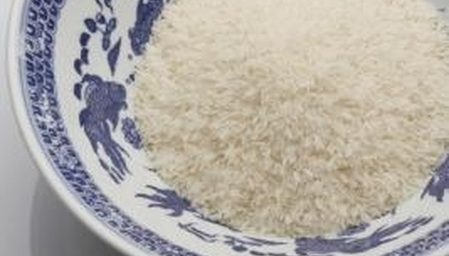 A rice cooker is ideal for cooking large batches of rice.