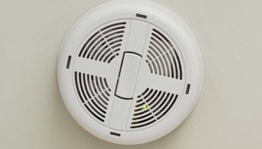 Learn how to reset your electric smoke detector.
