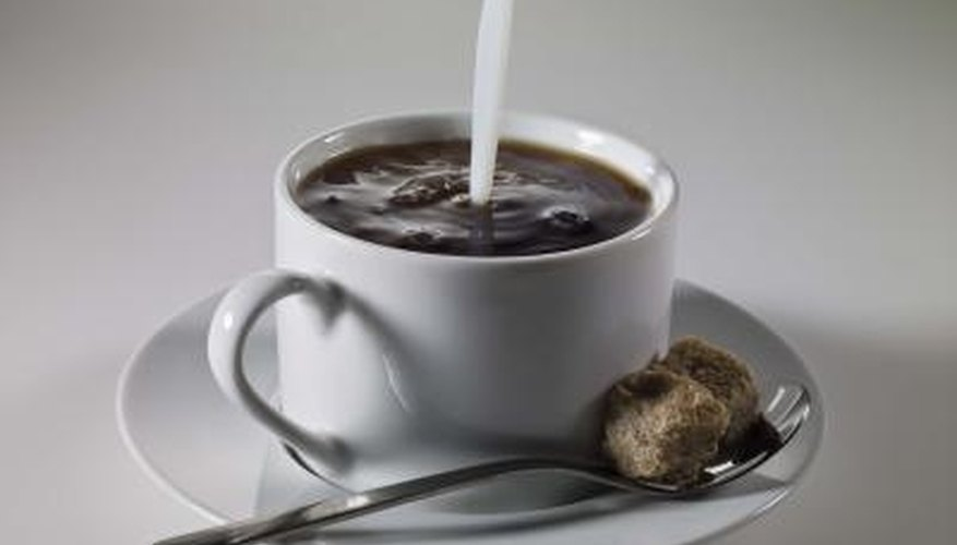 Some people feel that eggshells make coffee taste smoother.