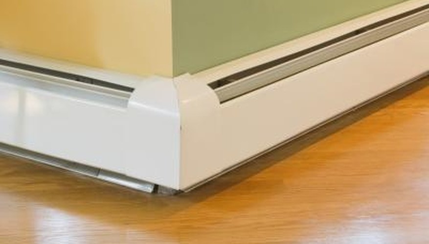 Baseboard heaters are flexible additions to any home.