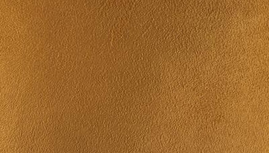 Microsuede is less expensive and available in more colors than real suede.