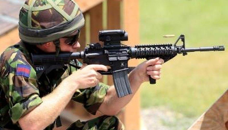 How to Zero an M4 Backup Iron Sight