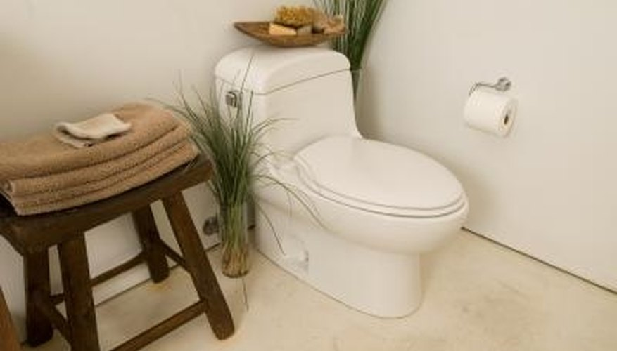 Toilets are beneficial if they work properly.